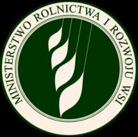 Logo Ministerstwa Rolnictwa i Rozwoju Wsi